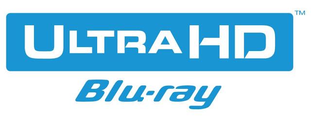 Ultra HD bluray logo