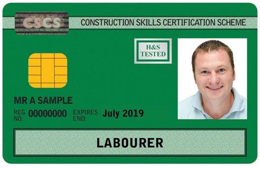 I am a construction worker. How do I get a CSCS card ...